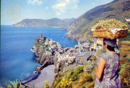 Vernazza - La Spezia - Tempo Di Vendemmia - 051 - Formato Grande Viaggiata – E 3 - La Spezia