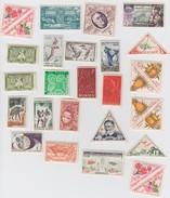 MONACO ET COLONIES FRANCAISES - LOT DE TIMBRES   MNH** / 6850 - Stamps