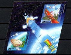 VANUATU. BF 38 De 2000. Satellite Intelsat 802. - Space