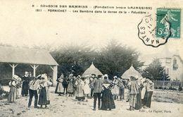 44 - Pornichet - Colonie Des Bambins - Fondation Lajarrige - Danse La Paludière - Pornichet