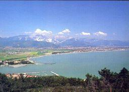 Marina Di Carrara - Panorama Dalla Bocca Di Magra - Formato Grande Non Viaggiata – E 3 - Carrara