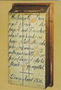 Denmark. Letterbox 1851.    # 07335 - Postal Services