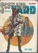 SCOTLAND YARD   N° 22  -  IMPERIA 1969 - Petit Format