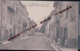 THOISSEY RUE DU PORT MAISON DU GENERAM MARCHAND  ENFANTS   1916 - France