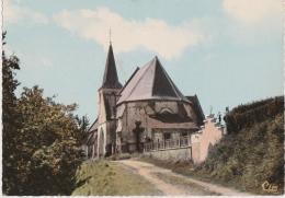 Bg - Cpsm Grand Format CAVRON ST MARTIN - L'Eglise St Valois - France