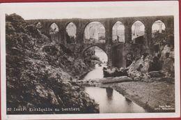 Izmir Kizilçullu Su Bentleri Roman Aquaducts Aquaduct  Buca District Meles Brook Smyrna Photo Card - Turquie