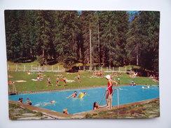 MORGINS TROISTORRENTS Suisse La Piscine - VS Valais
