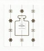 CHANEL Carte De NOEL 2015 - Cartes Parfumées
