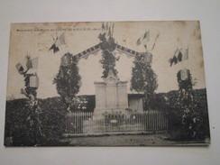 COUPELLE-VIEILLE  .  Monument Aux Morts - Autres Communes