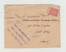 """YT 199 Avec Bande De Pub """" Le Rasoir PHENIX"""" Sur LSC 1930 - Advertising"""