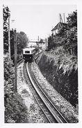 LANGRES - ( 52 ) - Chemin De Fer A Crémaillére   ( C.P.S.M. -Pt- Ft ) - Langres