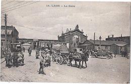 LAON --La Gare - Laon