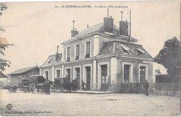 ST-PIERRE-sur-DIVES --La Gare - France