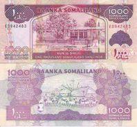 Somalia P-20 1000 Shillings 2012  UNC - Somalia