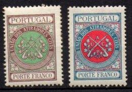 PORTUGAL - Arquebusiers De 1899/1900 Neufs - Franchise