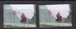 Noorwegen 2004 Mi Nr 1497 Do + Du : Fiets, Bike - Usados