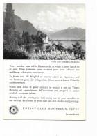 ROTARY CLUB MONTREAUX-VEVEY VIAGGIATA FG - Vieux Papiers