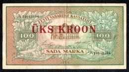 100 1923 - Estonie