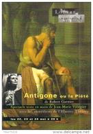 """Carte Postale édition """"Dix Et Demi Quinze"""" - Antigone Ou La Piété (Oedipe Et Antigone De Kraft) Louvre Auditorium - Malerei & Gemälde"""