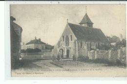 91 BALLAINVILLIERS L'eglise Et La Mairie - Altri Comuni