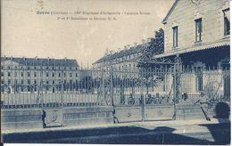 19 - BRIVE - 126ème Régiment D'Infanterie - Caserne Brune - 3e Et 2e Bataillons Et Section H.R. - Brive La Gaillarde