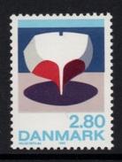 DENMARK 1985 Helge Refn/Boat: Single Stamp UM/MNH - Ungebraucht