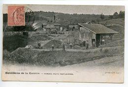 Cublac Houillères De La Corrèze Puits Festugières - France