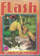 FLASH  Reliure N° 108 ( N° 4 + 5 + 6 )  - ARTIMA 1959 - Flash