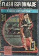 FLASH ESPIONNAGE N° 4  - AREDIT 1966 - Flash