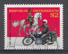 Autriche 1974  Mi.Nr: 1454 Österreichische Gendarmerie  Oblitèré / Used / Gebruikt - 1945-.... 2ème République
