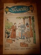 1937 LISETTE ---->Le Violon Magique D'Huguette Vorel (texte Et Dessins De René Louys); Etc - Lisette