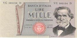 Italy - Pick 101d - 1000 Lire 1975 - Unc - [ 2] 1946-… : Républic