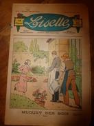 1937 LISETTE:Le Violon Magique D'Huguette Vorel (texte Et Dessins De René Louys);Chemisier-culotte Pour Poupée Lisette - Lisette