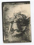 Photo D'un Poilu Tué 1914-18 - 1914-18