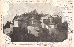 FORT DE PIERRE CHATEL  ( Ain )   133eme  REGIMENT D'INFANTERIE - France