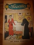 1937 LISETTE:Le Violon Magique D'Huguette Vorel (texte Et Dessins De René Louys);Petite Robe Au Tricot Pour Bébé;etc - Lisette