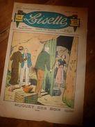 1937 LISETTE:Le Violon Magique D'Huguette Vorel (texte Et Dessins René Louys);Couverture De Voiture Et De Berceau ..;etc - Lisette