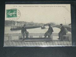 BOULOGNE SUR MER    1910    VUE   CIRC  EDIT - Boulogne Sur Mer