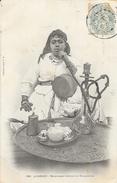 Algerie - Scènes Et Types - Mauresque Fumant Le Narguilleh (narguilé) - Collection Idéale P.S. - Carte N° 326 - Escenas & Tipos