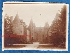 Photo Ancienne - PLOUBEZRE - Château De Kergrist - 1911 - Cotes D' Armor Bretagne - Luoghi