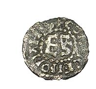 Denier - Herbert 1er - Comté Du Maine - France - Billon - Pa.1552 - 1,41 Gr. - TB - - 987-1789 Monnaies Royales