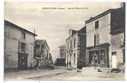 JAUNAY CLAN - Rue De L'Hötel De Ville - France