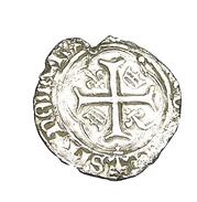 Grand Blanc à La Couronne - Louix XII - Lyon - 2,38 Gr. - TB - - 987-1789 Monnaies Royales