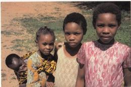Tanzania - Ragazze Di Bihawana - Wasichana Wa Bihavana - Africa