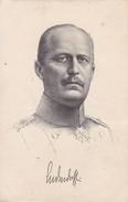 AK Generalleutnant Ludendorff - Feldpost Feldartillerie-Regiment 99 - 1915 (31668) - Hommes Politiques & Militaires