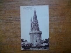 """La Rochelle , La Tour De La Lanterne Dite Des Quatre-sergents """""""" Atelier Marine Au Pied De La Tour - La Rochelle"""