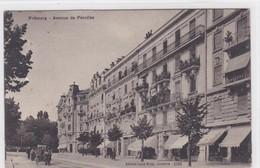 Fribourg - Avenue De Pérolles - FR Fribourg