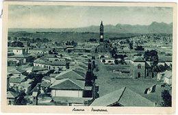 ERITREA COLONIA ITALIANA ASMARA PANORAMA 1940 - Eritrea