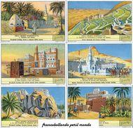 Chromo Liebig Sang. 1307 ITA Nell'Arabia Sconosciuta ANNO 1935 - Liebig