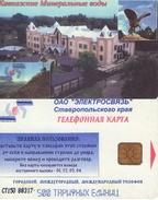 TARJETA TELEFONICA DE RUSIA (662).TIRADA 7000 - Rusia